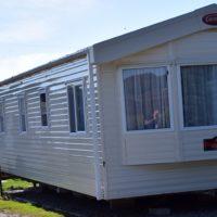 porthminster Holiday Home at Roselands caravan park st just Lands End Cornwall