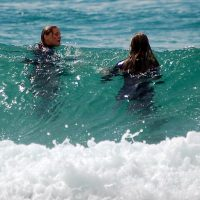 In The Surf