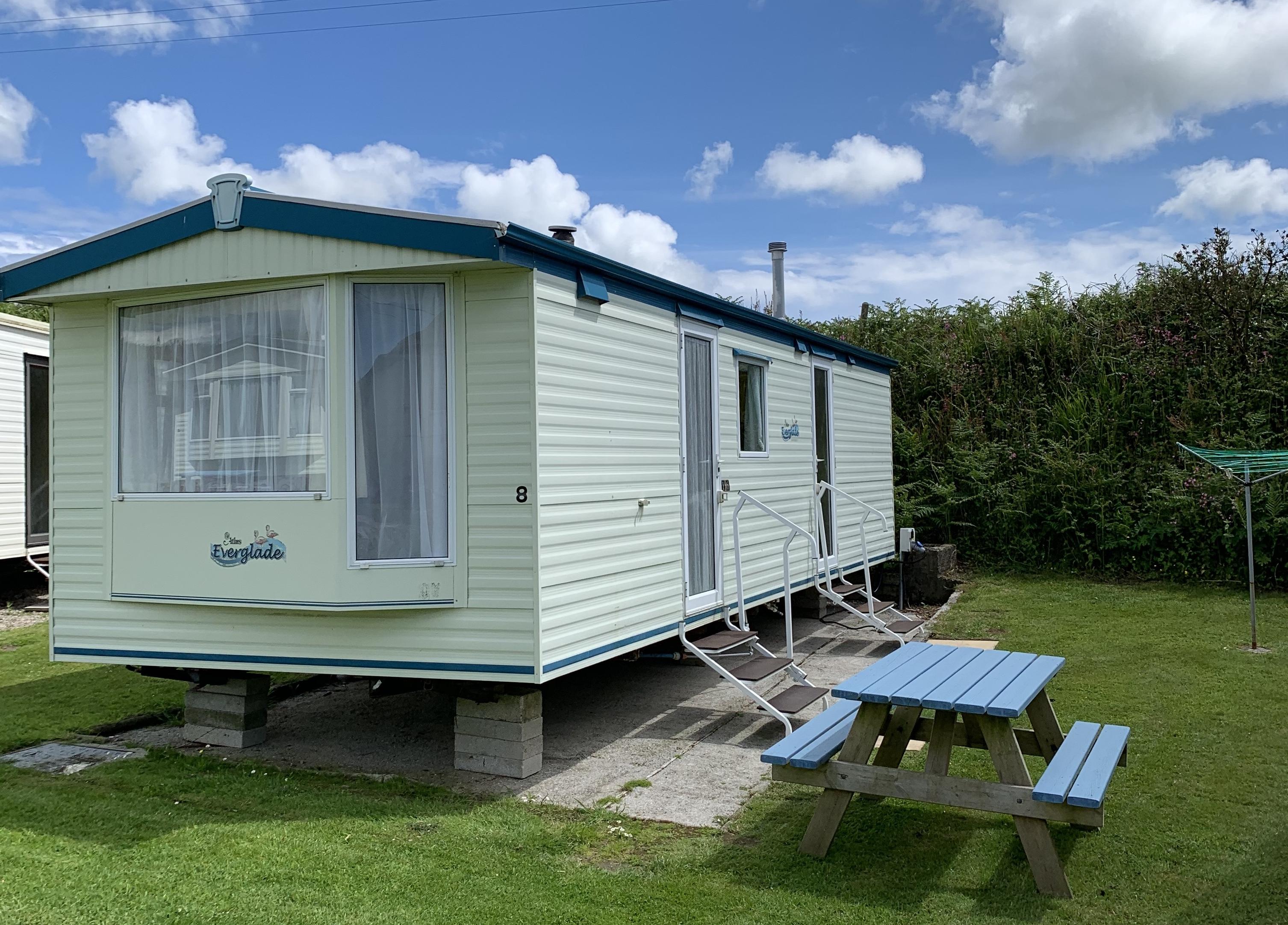 Morvah holiday home 30 x 10 6 berth